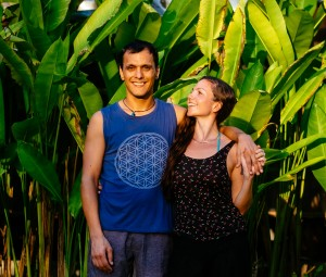Yoga and Permaculture in Portugal