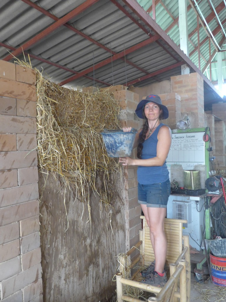 Natural Building Portugal Straw bale