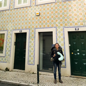 First Month living in Portugal