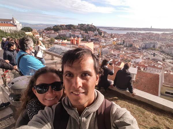 We love Lisbon