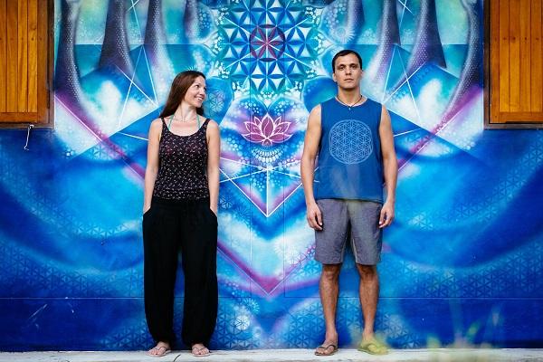 Yoga November in Vale de Prazeres, Fundão