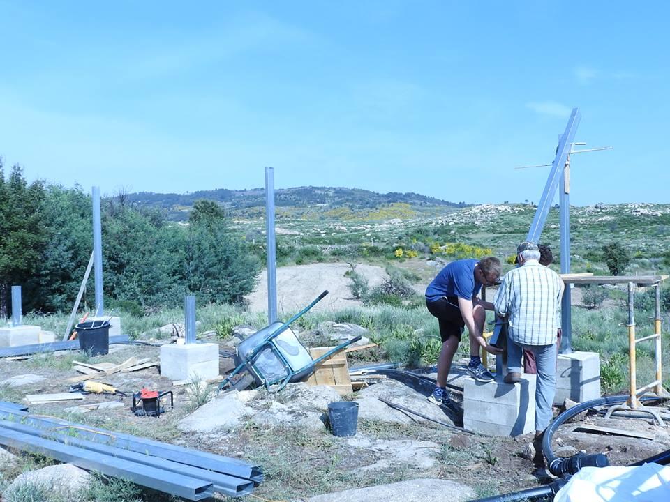 volunteering solar panels