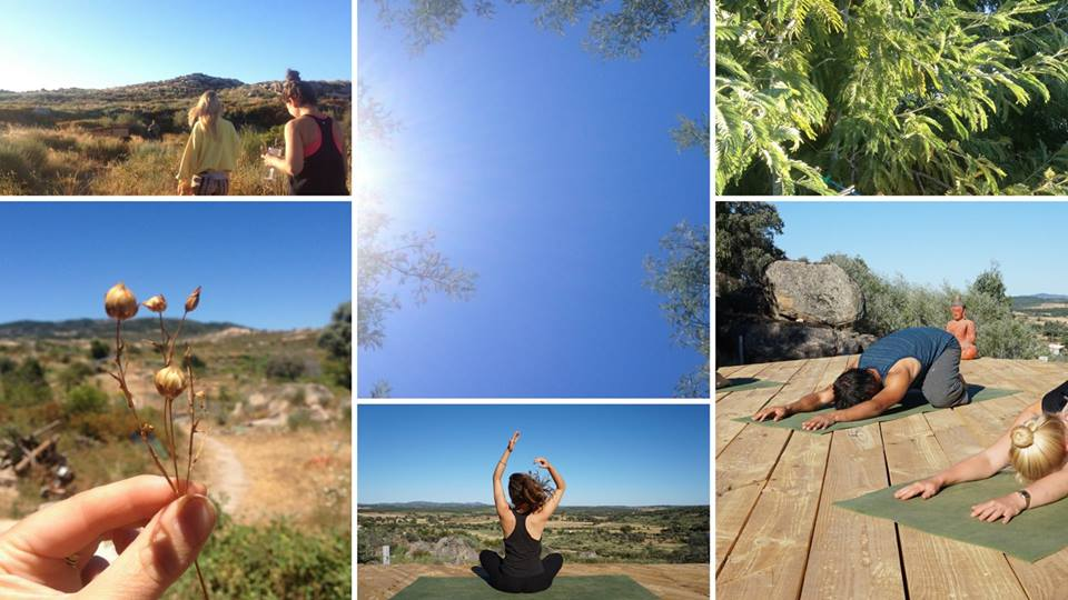 Weekend Yoga Retreat Portugal