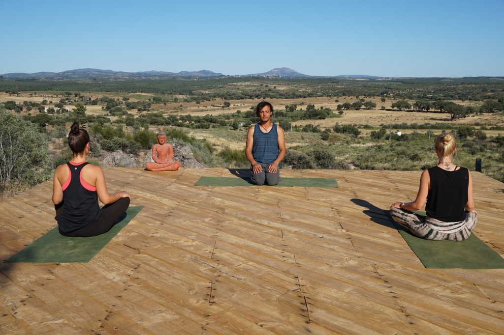 yoga and permaculture