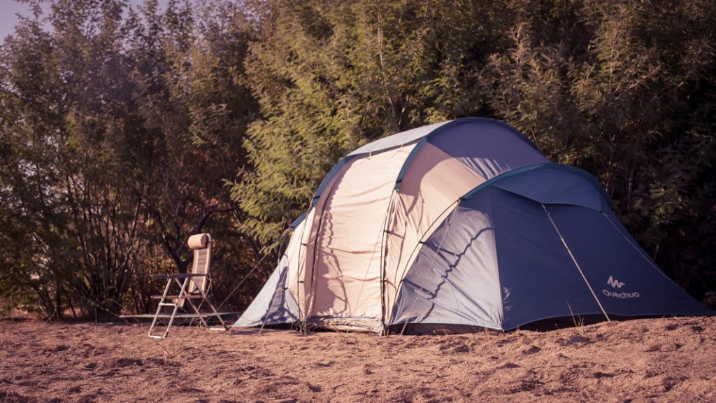 Large tents