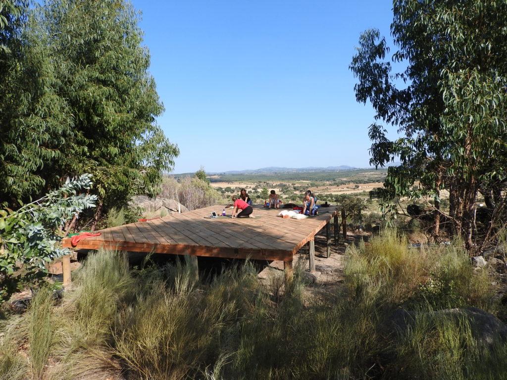 yoga retreat portugal 2019