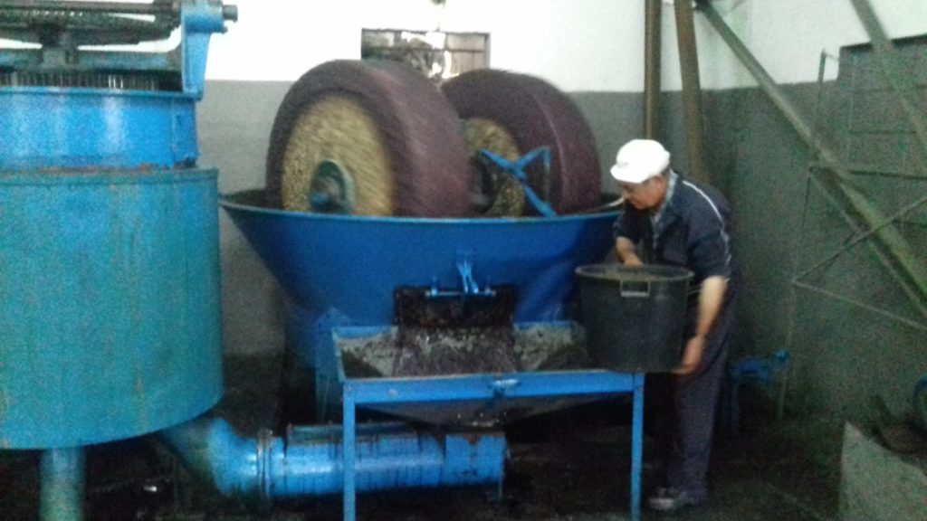 olive mill