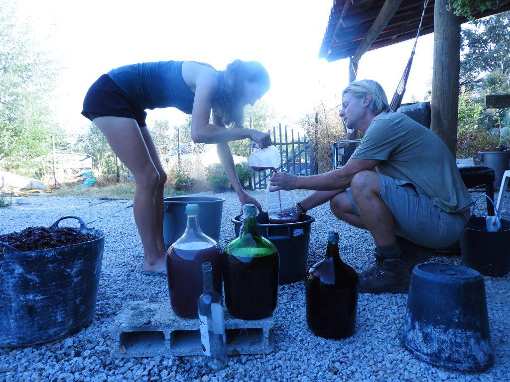 Making jeropiga